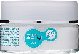 Fragrances, Perfumes, Cosmetics Acrylic Powder, 72 g - Silcare Sequent Acryl Pro