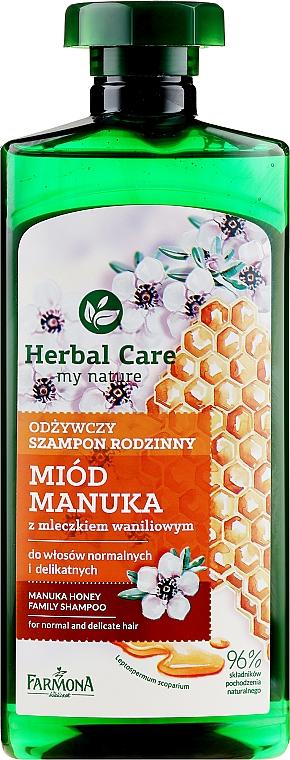 Shampoo - Farmona Herbal Care Manuka Honey Family Shampoo