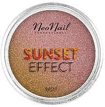 "Fragrances, Perfumes, Cosmetics Nail Art Glitter ""Sunset"" - NeoNail Professional Sunset Effect"