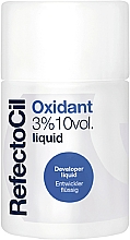 Fragrances, Perfumes, Cosmetics Liquid Developer 3% - RefectoCil Oxidant 3% 10 vol. Liquid