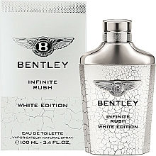 Fragrances, Perfumes, Cosmetics Bentley Infinite Rush White Edition - Eau de Toilette
