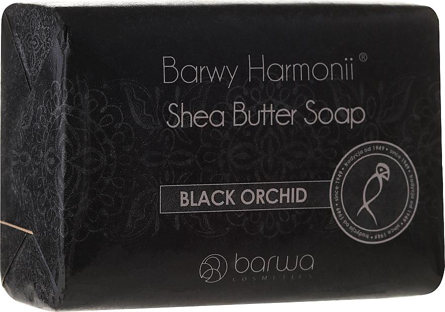 Black Orchid Soap - Barwa Harmony Soap Black Orchid