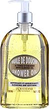 "Fragrances, Perfumes, Cosmetics Shower Oil ""Almond"" - L'Occitane Almond Shower Oil"