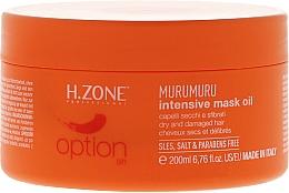 Fragrances, Perfumes, Cosmetics Hair Mask - H.Zone Murumuru Intensive Mask Oil
