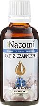 Fragrances, Perfumes, Cosmetics Face & Body Black Cumin Oil - Nacomi Olej Z Czarnuszki Złoto Faraonów