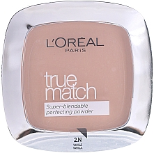 Fragrances, Perfumes, Cosmetics Face Powder - L'Oreal Paris True Match Super Blendable Perfecting Powder