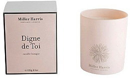Fragrances, Perfumes, Cosmetics Miller Harris Digne de Toi - Scented Candle