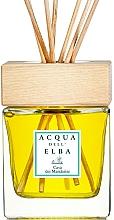 "Fragrances, Perfumes, Cosmetics Home Fragrance Diffuser ""Mandarin"" - Acqua Dell Elba Casa Dei Mandarini Diffuser"
