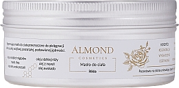 Fragrances, Perfumes, Cosmetics Rose Body Butter - Almond Cosmetics Rose Body Butter