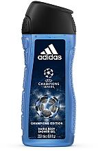 Fragrances, Perfumes, Cosmetics Adidas UEFA Champions League Champions Edition - Shower Gel