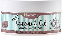 Fragrances, Perfumes, Cosmetics Coconut Oil, unrefined - Nacomi Coconut Oil 100% Natural Unrefined