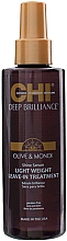 Fragrances, Perfumes, Cosmetics Hair Silk - CHI Deep Brilliance Shine Serum Lightweight Leave-In Treatment