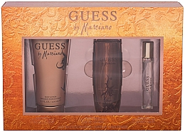 Fragrances, Perfumes, Cosmetics Guess by Marciano - Set (edt/100ml + b/lot/200ml + edt/15ml)