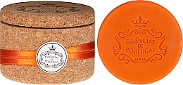 Fragrances, Perfumes, Cosmetics Natural Soap - Essencias de Portugal Tradition Jewel Keeper Orange