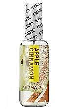Fragrances, Perfumes, Cosmetics Apple Cinnamon Water-Based Edible Lubricant - Egzo Aroma Gel Apple Cinnamon