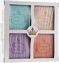 Fragrances, Perfumes, Cosmetics Set - Essencias De Portugal Aromas Collection (soap/4x80g)