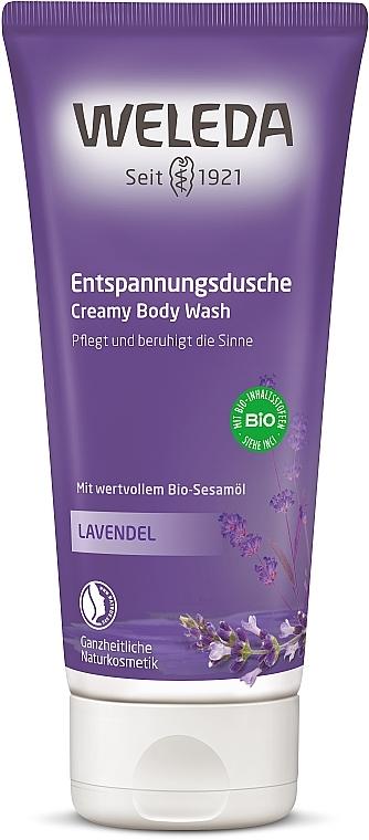 Soothing Lavender Gel - Weleda Lavendel Entspannungsdusche — photo N1