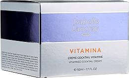"Fragrances, Perfumes, Cosmetics Face Cream ""Vitamin Cocktail"" - Isabelle Lancray Vitamina Vitamined Coctail Cream"
