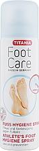 Fragrances, Perfumes, Cosmetics Anti-Fungal Protective Foot Spray - Titania Foot Care Spray