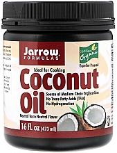Fragrances, Perfumes, Cosmetics Organic Coconut Oil - Jarrow Formulas Coconut Oil