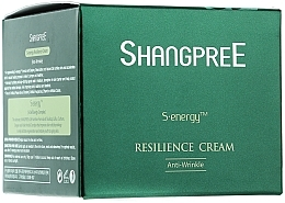 Fragrances, Perfumes, Cosmetics Firming Lift Face Cream - Shangpree S Energy Resilience Cream