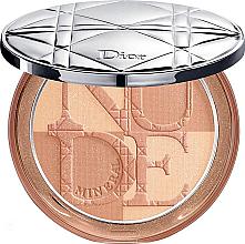 Fragrances, Perfumes, Cosmetics Compact Mineral Powder - Dior Diorskin Mineral Nude Bronze Powder