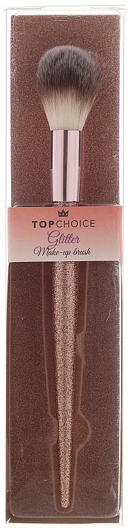 Blush and Bronzer Brush 37405 - Top Choice Glitter Make-up Brush