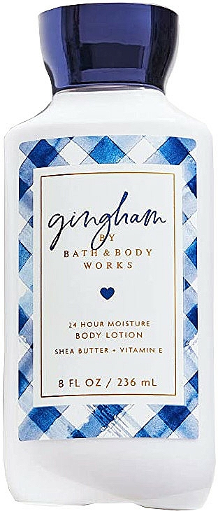 Bath and Body Works Gingham - Perfumed Body Lotion — photo N1