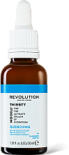 Fragrances, Perfumes, Cosmetics Face Serum - Revolution Skincare Mood Thirsty Quenching Skin Booster