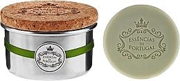 Fragrances, Perfumes, Cosmetics Natural Soap - Essencias De Portugal Tradition Aluminum Jewel-Keeper Eucaliptus