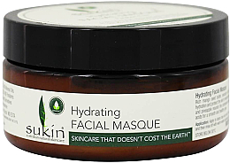 Fragrances, Perfumes, Cosmetics Moisturizing Face Mask - Sukin Hydrating Facial Masque