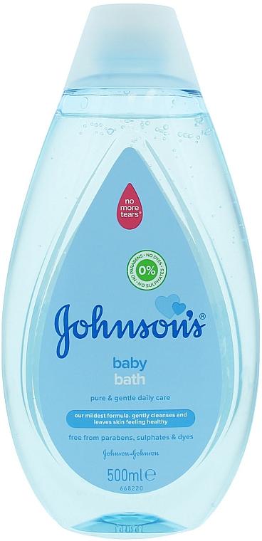 Baby Bubble Bath - Johnson'S Baby Bath — photo N5