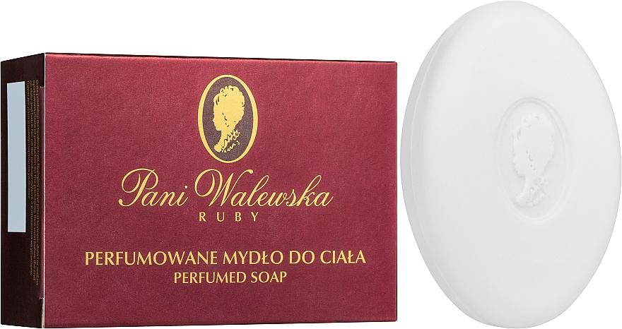 Perfumed Cream-Soap - Pani Walewska Ruby Soap