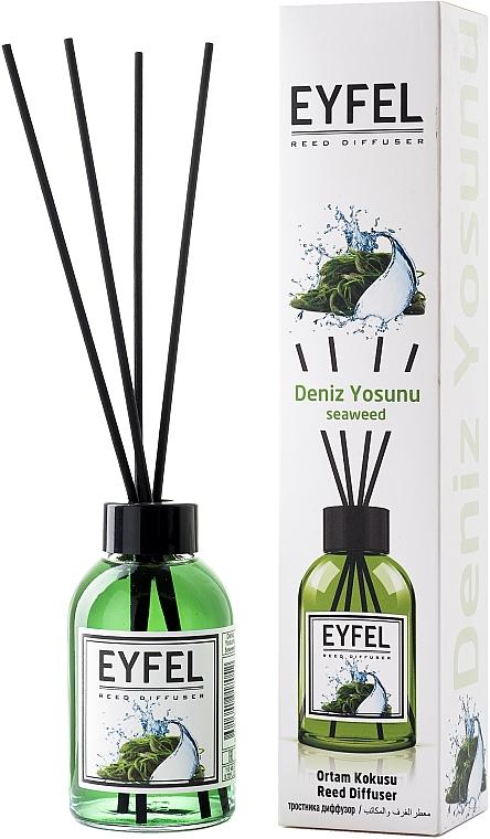 "Reed Diffuser ""Seaweed"" - Eyfel Perfume Reed Diffuser Seaweed"