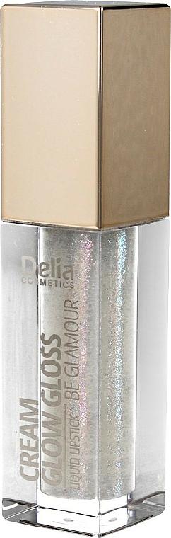 Liquid Lipstick - Delia Cream Glow Gloss Be Glamour Liquid Lipstick