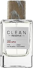 Fragrances, Perfumes, Cosmetics Clean Reserve Ambre Saffron - Eau de Parfum