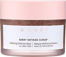 Fragrances, Perfumes, Cosmetics Facial Exfoliating Mask - Monat Berry Refined Scrub Perfecting Exfoliator Mask