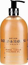 Fragrances, Perfumes, Cosmetics Hand Soap - Baylis & Harding Jojoba, Vanilla & Almond Oil Hand Wash