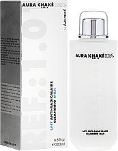 Fragrances, Perfumes, Cosmetics Rejuvenating Cleansing Milk - Aura Chaké Cleansing Milk Antiradicalaire