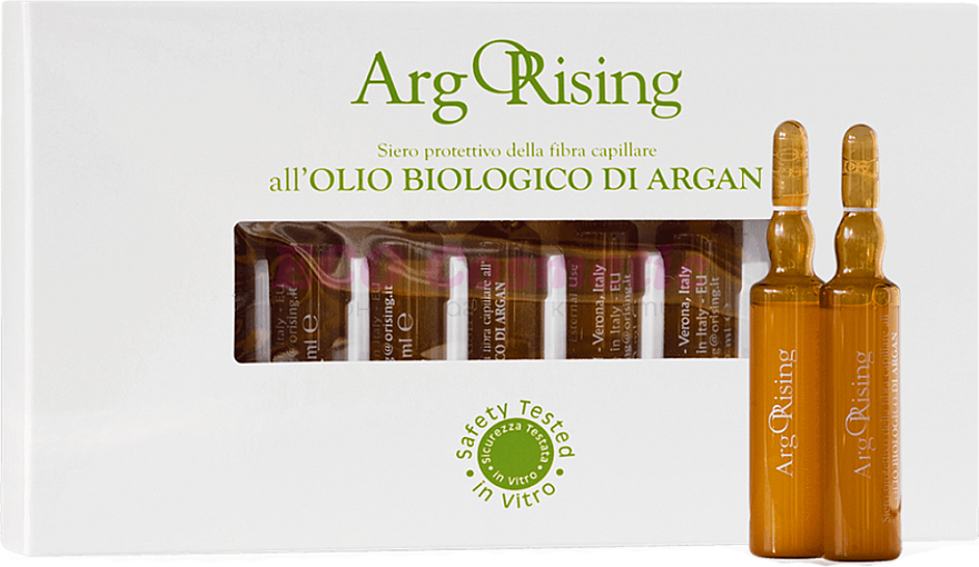 Phyto-Essence Agran Lotion for Dry Hair, ampoules - Orising ArgORising — photo N2