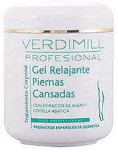 Fragrances, Perfumes, Cosmetics Relaxing Foot Gel - Verdimill Professional Relaxing Gel