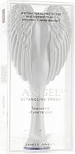 Fragrances, Perfumes, Cosmetics Hair Brush - Tangle Angel 2.0 Detangling Brush White