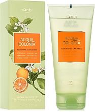 Fragrances, Perfumes, Cosmetics Maurer & Wirtz 4711 Acqua Colonia Mandarine & Cardamom - Shower Gel