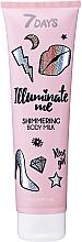 Fragrances, Perfumes, Cosmetics Shimmering Body Milk - 7 Days Illuminate Me Shimmering Body Milk
