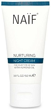 Fragrances, Perfumes, Cosmetics Nourishing Night Cream - Naif Natural Skincare Nurturing Night Cream