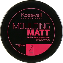 Fragrances, Perfumes, Cosmetics Hair Styling Paste with Matte Finish - Kosswell Professional Dfine Moulding Matt 4