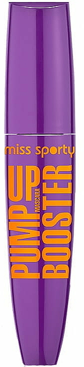 Lash Mascara - Miss Sporty Booster Pump Up Mascara