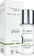Fragrances, Perfumes, Cosmetics Moisturizing Day Face Cream - Yappco Deep Hydration Moisturizer Day Cream