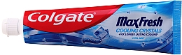 Fragrances, Perfumes, Cosmetics Toothpaste - Colgate Max Fresh Cooling Crystals