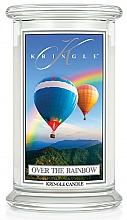 Fragrances, Perfumes, Cosmetics Scented Candle in Jar - Kringle Candle Over the Rainbow